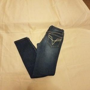 Vigoss jeans girl's size 8